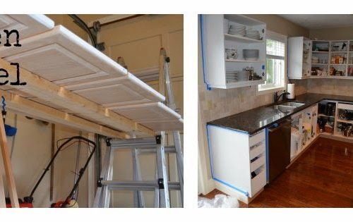 Kitchen Remodel {Part Two}
