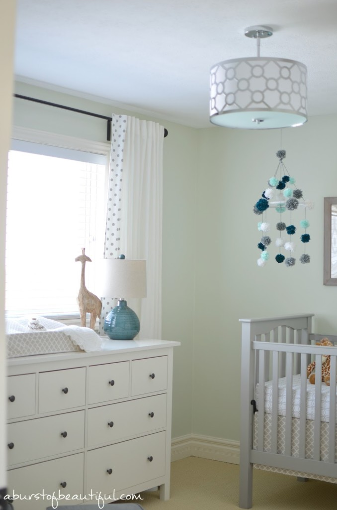 Gender Neutral Safari Nursery