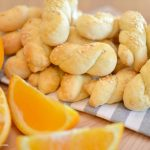 Greek Orange Biscuits