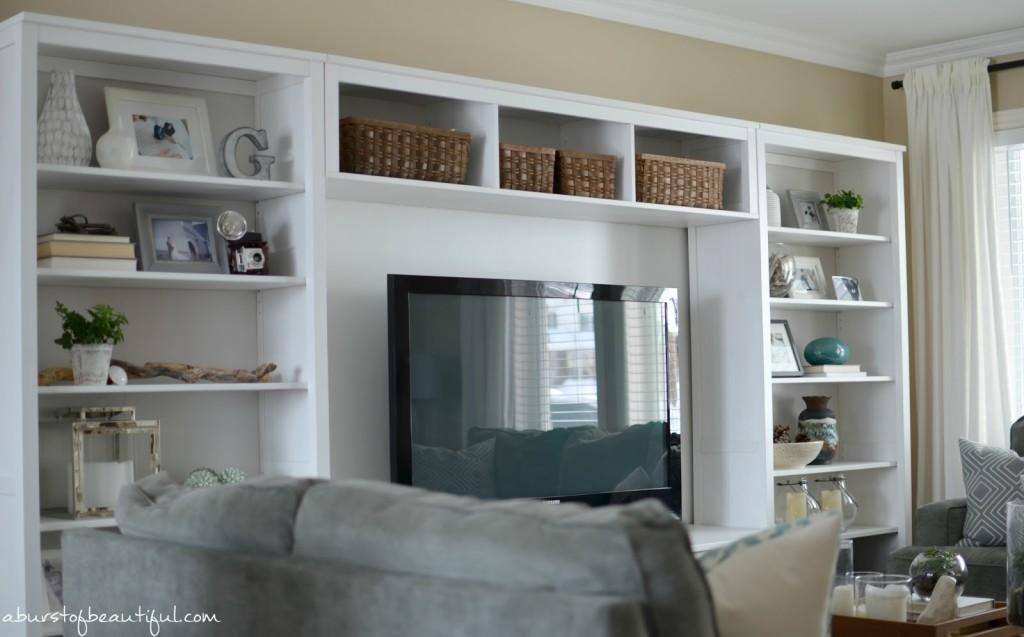 Living Room Spring Update