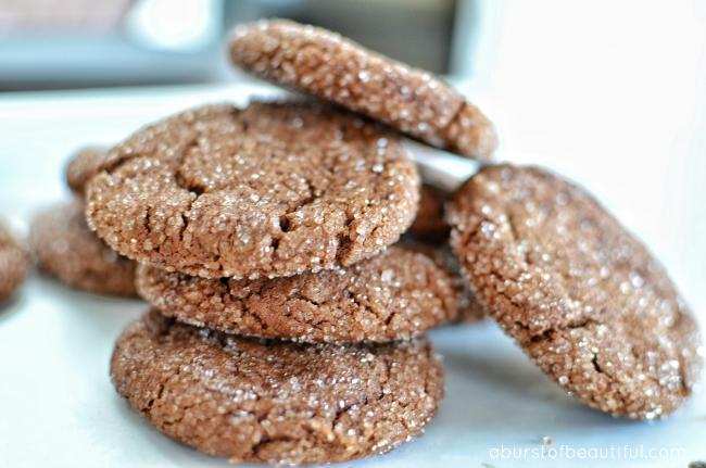 Chocolate Peanut Butter Cookies Gluten Free