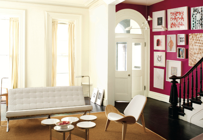Simply White: Benjamin Moore's 2016 Colour of the Year