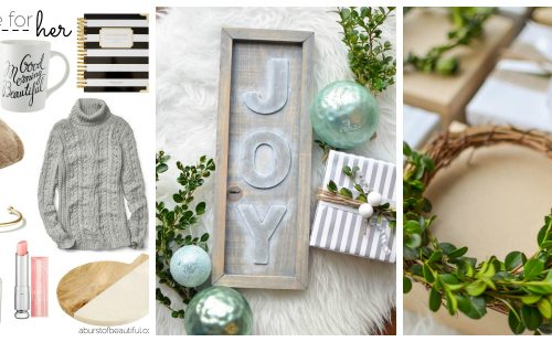 Create • Share • Inspire {Link Party #10}