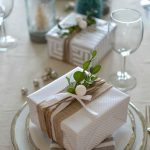 Winter Wonderland Tablescape