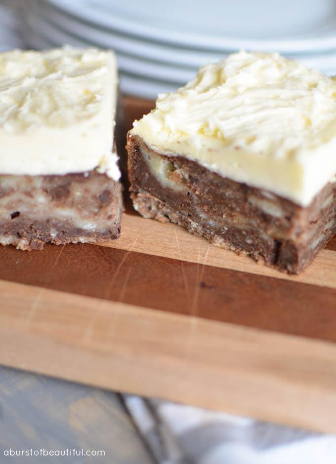 Chocolate Banana Brownies_41