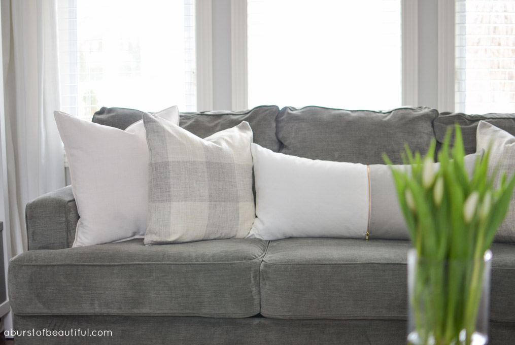 My Favorite Pillow + Giveaway