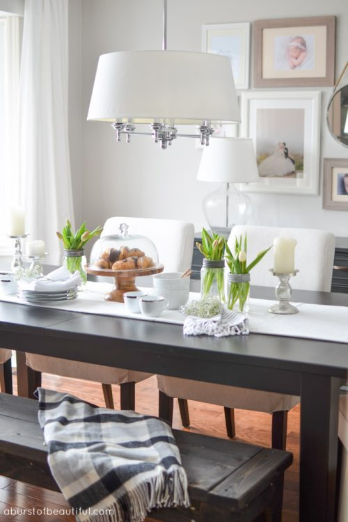 Living Room & Dining Room Makeover
