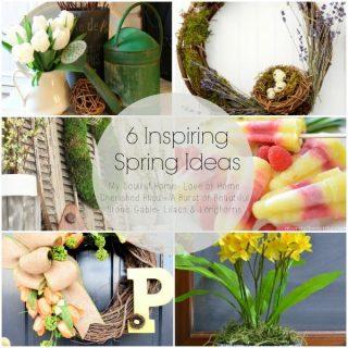 6 Inspiring Spring Ideas