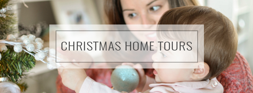 Tour our home decorated for Christmas | A Burst of Beautiful