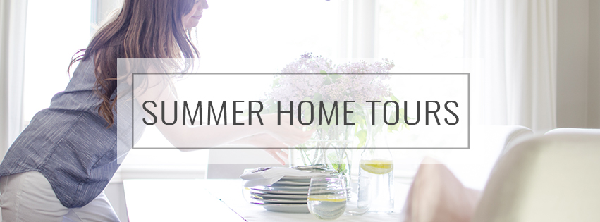 A Burst of Beautiful - Summer Home Tours