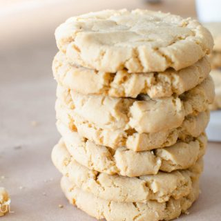 Ultimate Peanut Butter Cookie