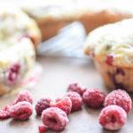 The Best Homemade Raspberry Muffins