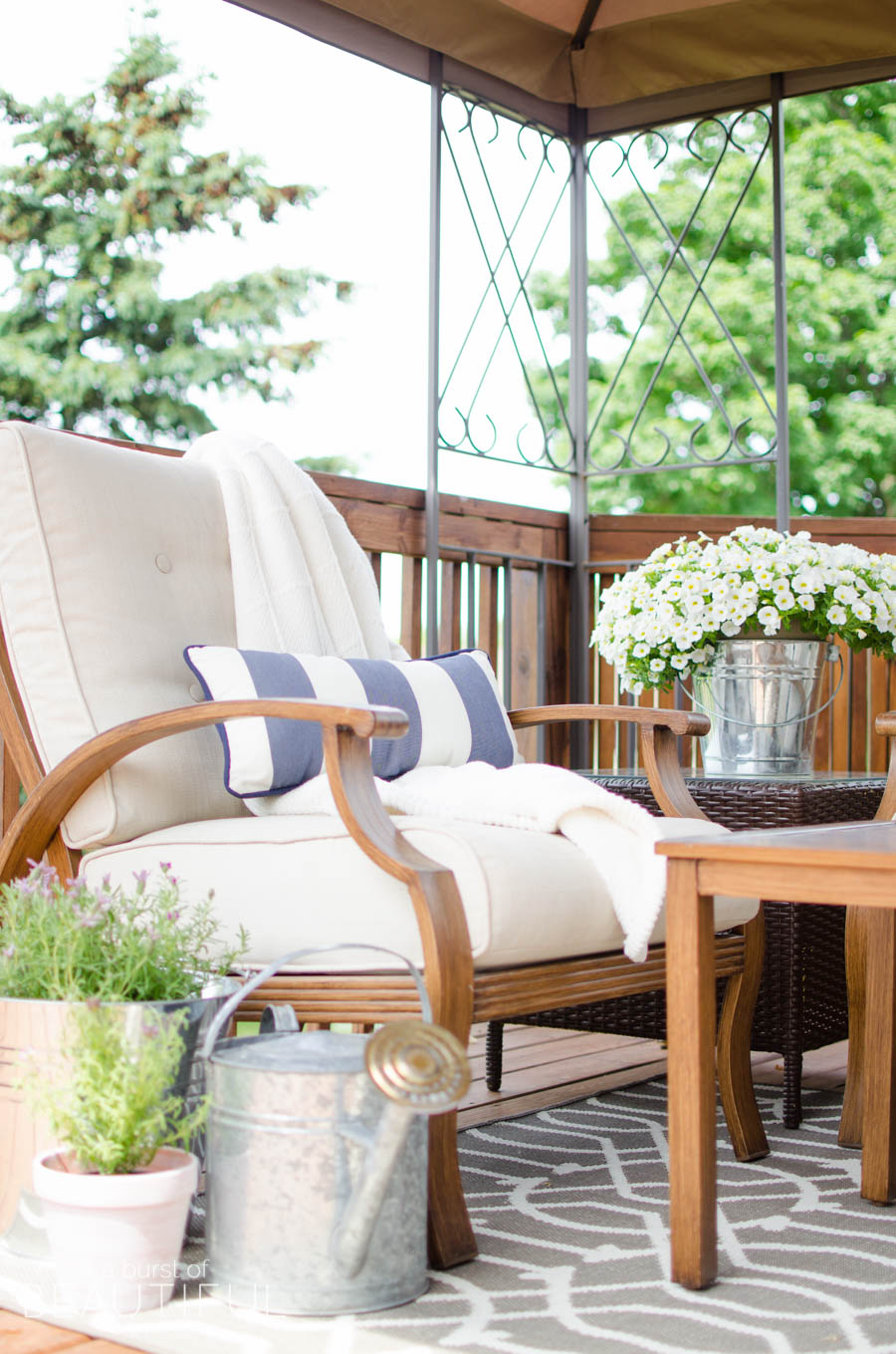 Fascinating 70 Beautiful Outdoor Living Spaces