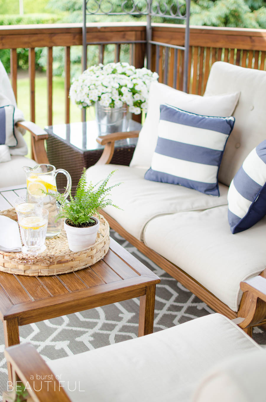 Make The Most Of Your Patio, Deck Or Balcony With These Easy Tips For  Creating