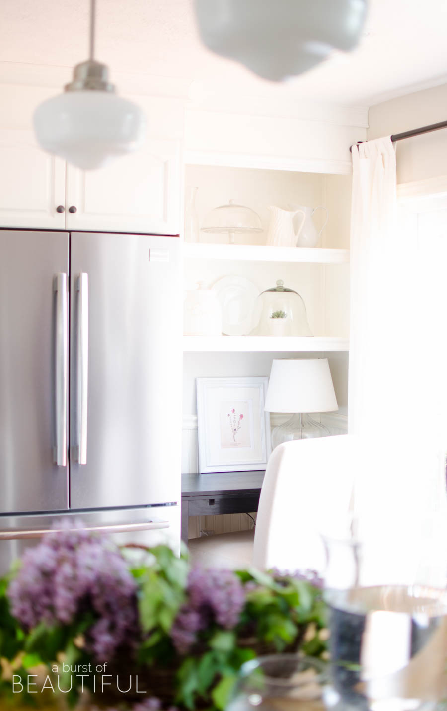 Ideas for creating a beautiful, organized and functional kitchen you'll want to spend time in.