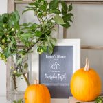 Pumpkin Patch Fall Printable