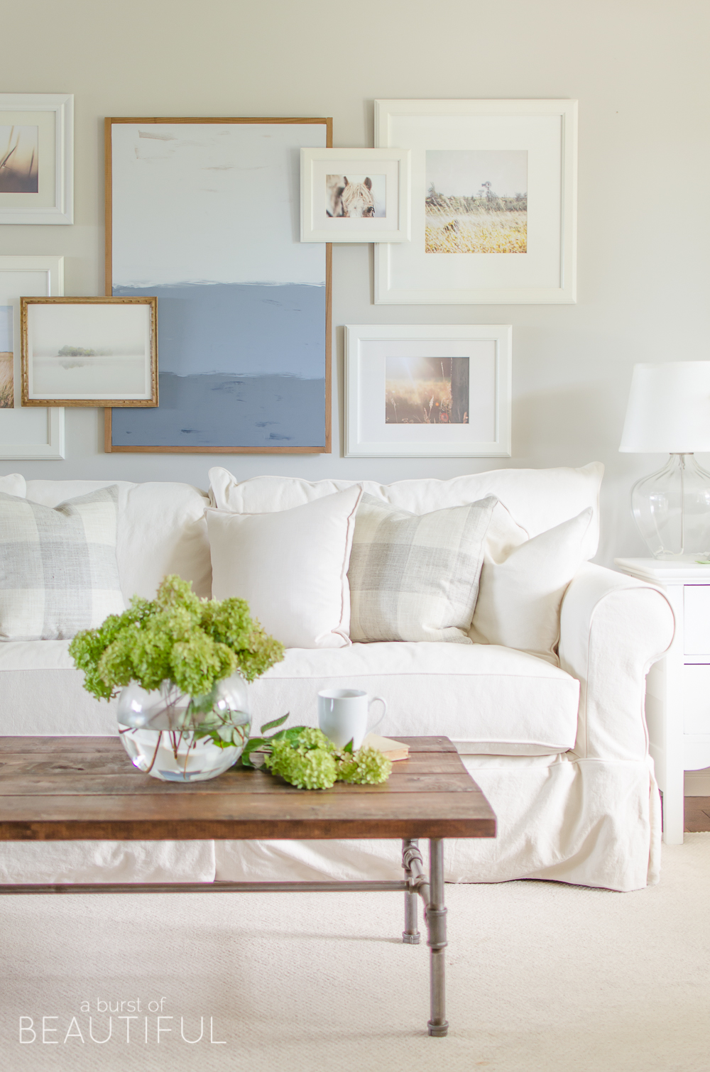 Super Why We Chose A White Slipcovered Sofa Nick Alicia Andrewgaddart Wooden Chair Designs For Living Room Andrewgaddartcom
