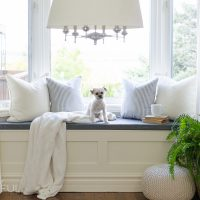How to Build a Window Bench with Storage