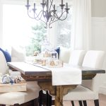 Inviting Holiday Dining Room