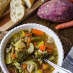 Hearty & Healthy Vegetable Soup