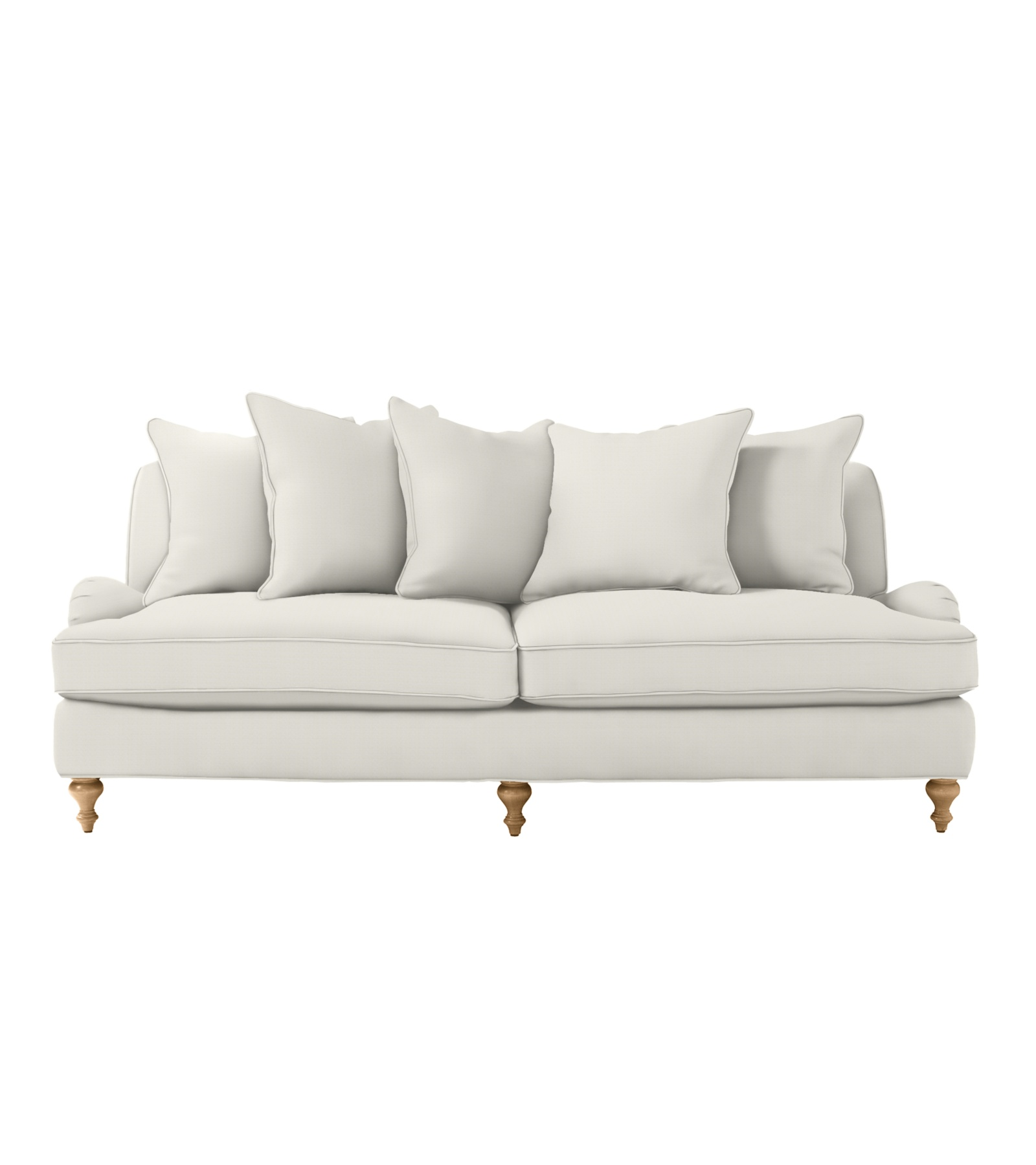 Timeless Neutral Sofas - Serena and Lily | Miramar Sofa