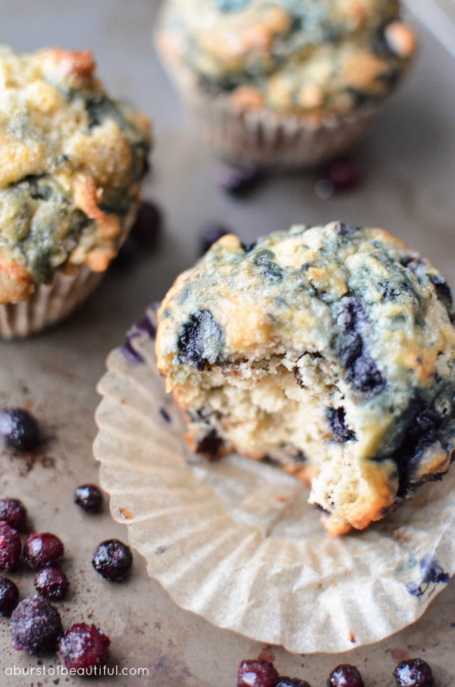 Take a look back at our Top Ten Posts of 2016: The Best Blueberry Muffins