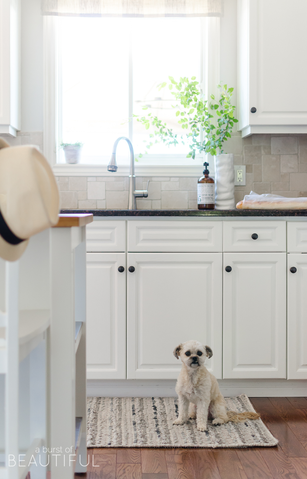 Summer Home Tour | Relaxed Modern Farmhouse Kitchen