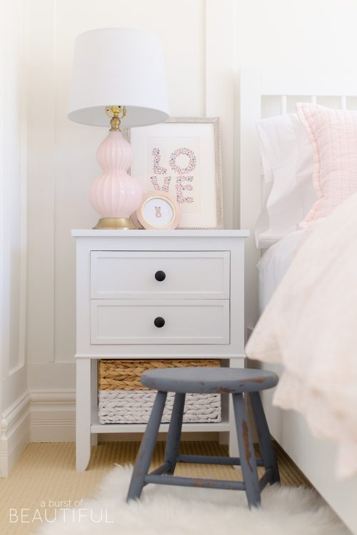 2 Drawer End Table | Free Plans