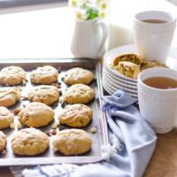 Pumpkin Pecan Chocolate Chip Cookies
