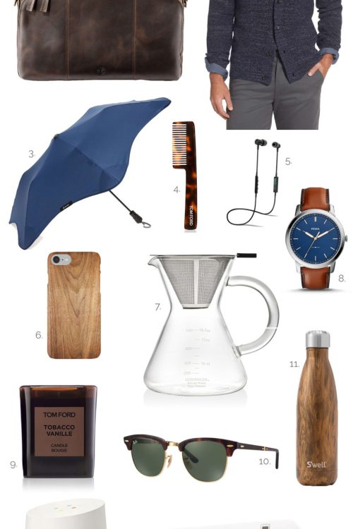 2017 Holiday Gift Guide | For Him