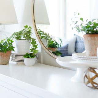 Simple Spring Decorating Ideas