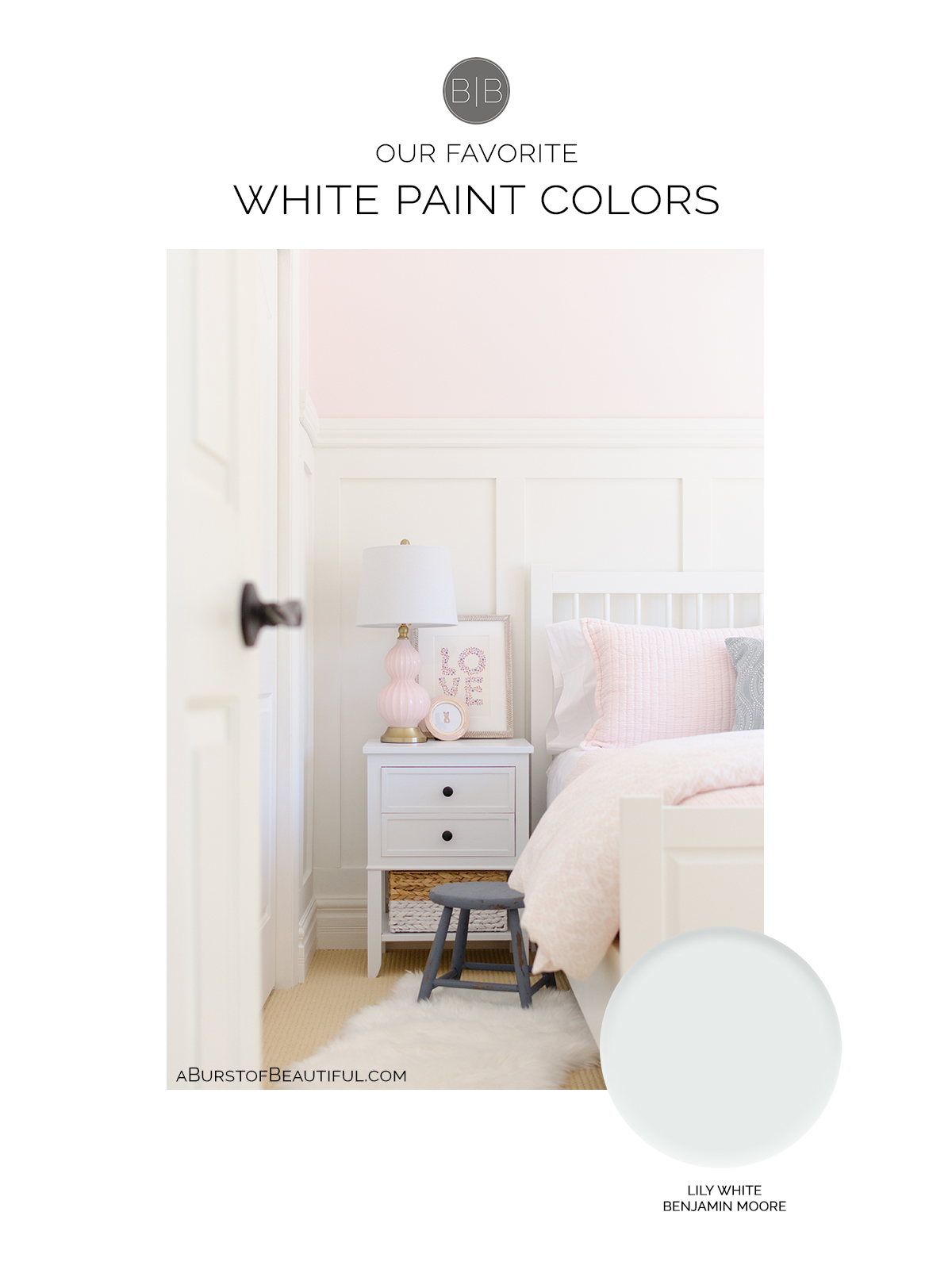 The Best White Paint Colors - Nick + Alicia