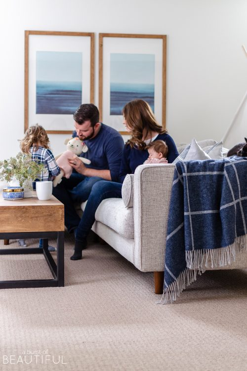 Family Life in our Family Room | Update