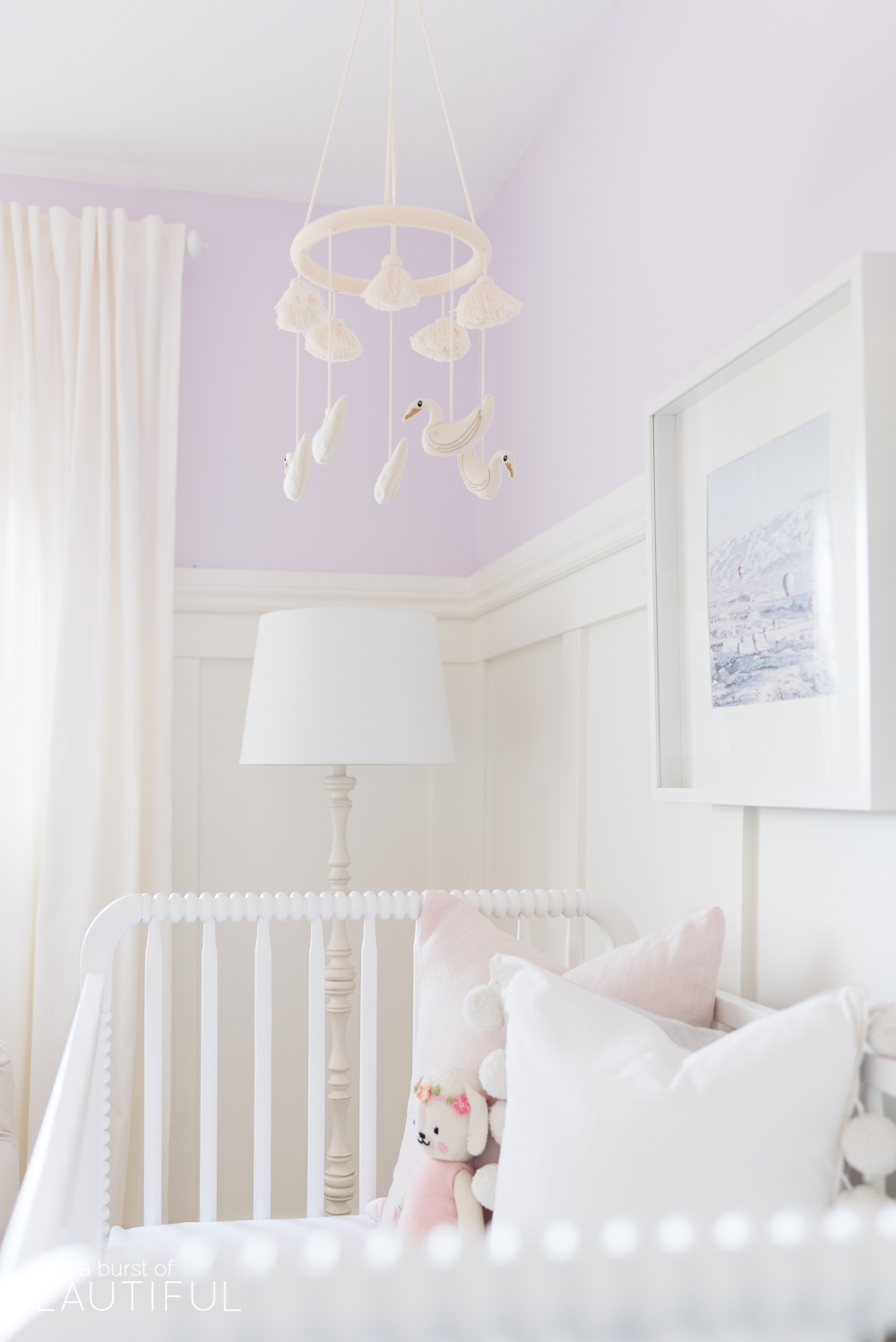 Board and batten wainscoting is a simple and inexpensive way to add character and detail to any space. Find our easy tutorial here.