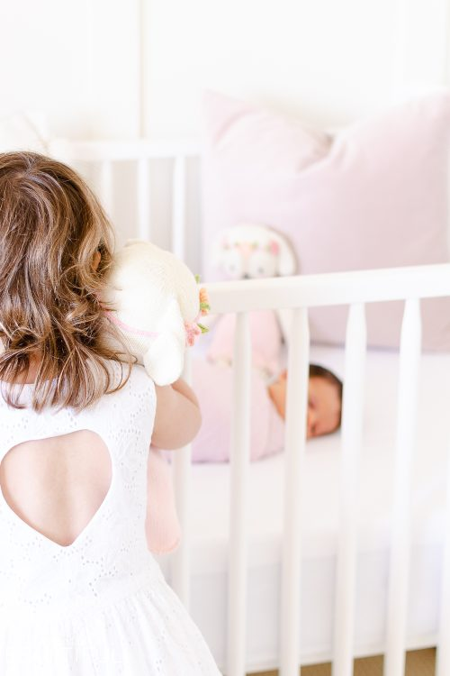 Adding Color and Personality to a Neutral Nursery | Design Plan