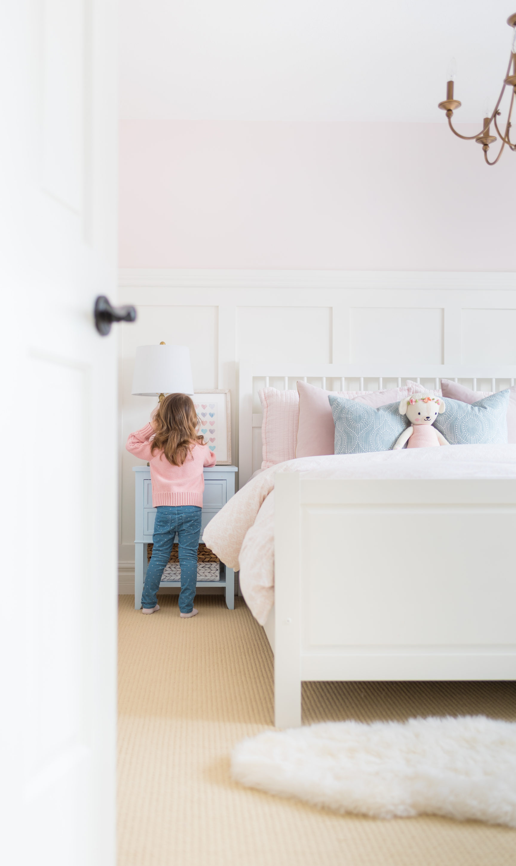 A rug is a great way to add colour, pattern, and personality to your little one's nursery or bedroom. Use our guide to ensure you're choosing the best rug for your space and lifestyle.