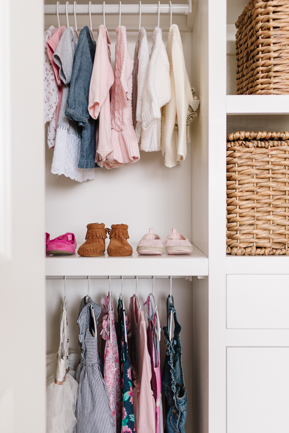 Closet organization system diy built-ins