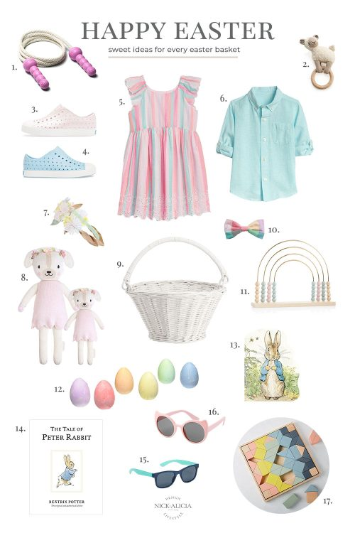 Easter Gift Ideas for Babies and Kids