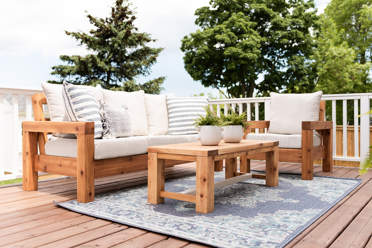 The Perfect Outdoor Chair Free Plans Nick Alicia