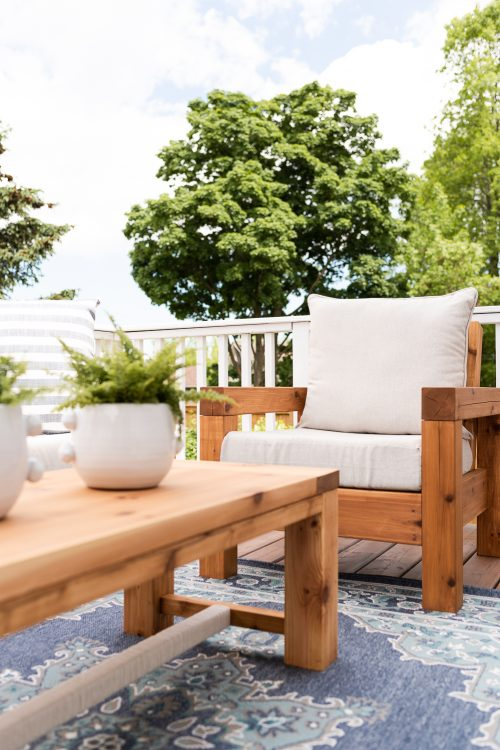 The Perfect Outdoor Chair | Free Plans