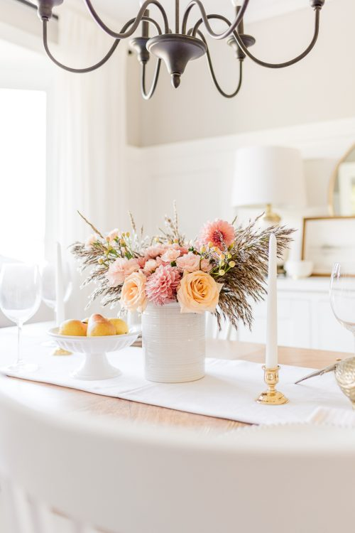 Ideas for Setting a Simple And Inviting Fall Tablescape